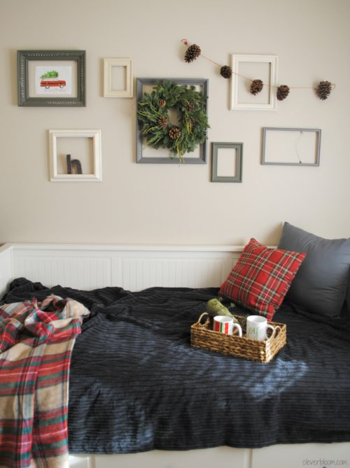 My Christmas Guest Room