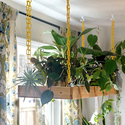 My Favorite Plant Filled Interiors On Instagram