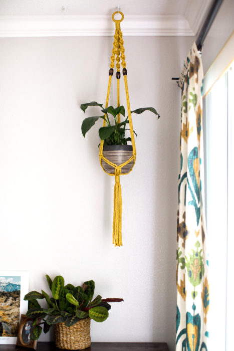 Plant Lover Gifts - Plant Hanger by From Agnes