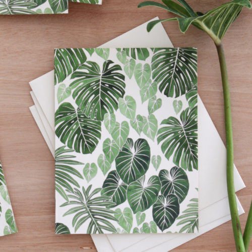 Gifts for Plant Lovers - Notecard Set by Living Pattern & More!